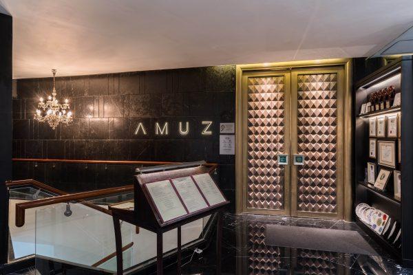 Amuz Restaurant