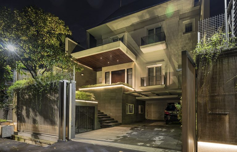 Cipaku Residence